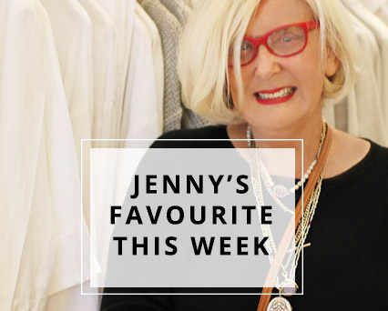 Jenny's Favourite This Week