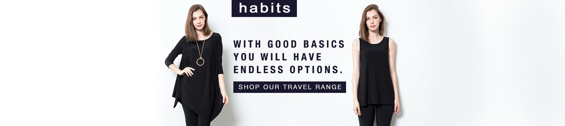 Habits Travel Range