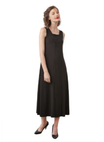 Pleat Dress at Habits