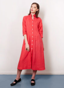 Linen Dress at Habits