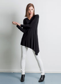 Habits V-Neck Slanted Tunic