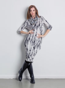 Habits Side Ruche Dress