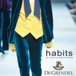 Habits in Association With De Grendel Wines at MBFWCT