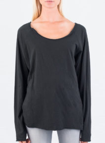 Suzy D Oversized Floaty Top