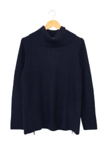 Sirocco Zip Front Sweater