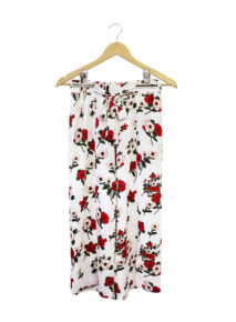 Bouton Printed Culotte
