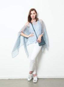 Gossamer Silk Cover Up