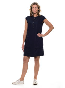 Yarra Trail Panelled Dress