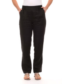 Yarra Trail Relaxed Linen Pant