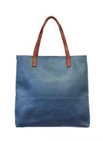 Nouveau Isola Leather Shopper Bag