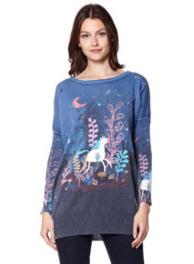Happy Unicorn Knit