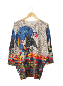 Rainbow Girl Jumper