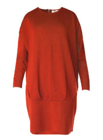 Caroline Sills Cocoon Dress