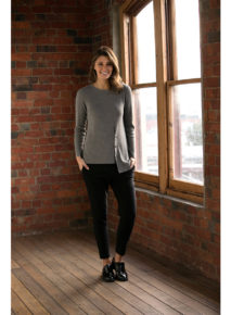 Sirocco Eyelet Sweater