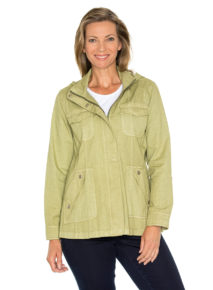 Yarra Trail Stitch Detail Jacket