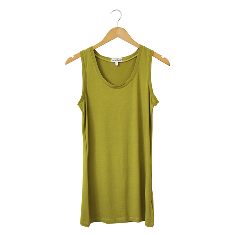 Sleeveless Broad Strap Cami