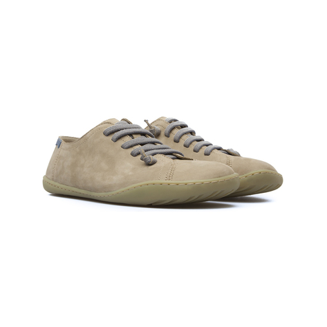 Camper Sneaker With Elastic Laces