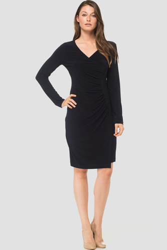 Joseph Ribkoff wraparound dress