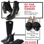 Put your foot in it - Shoes Newsletter