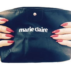 Thank you Marie Claire