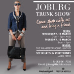 JHB Trunk Show Reminder by Habits