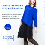 New Colour in Habits Travel Range
