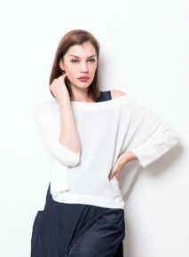 G Viscose Off Shoulder Top