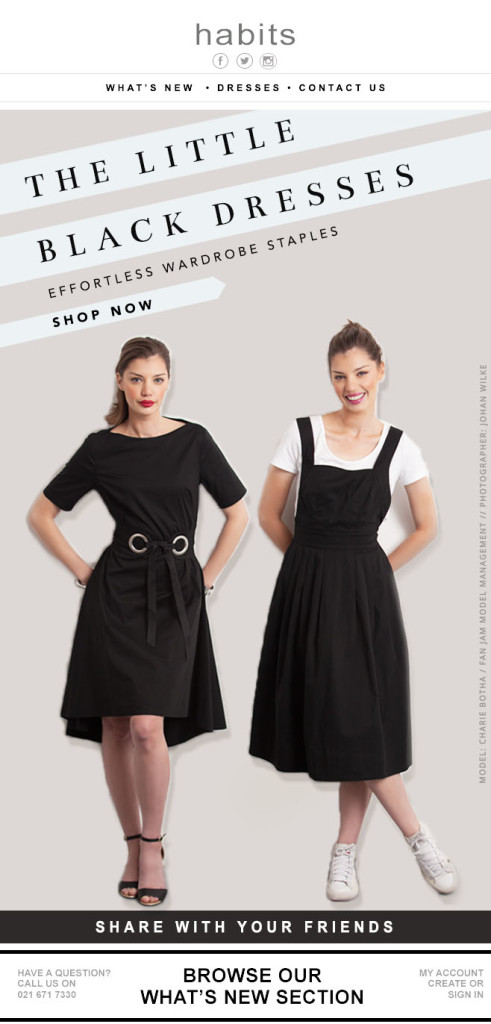 9 Oct_Black Dress