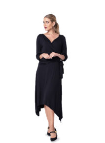 BT_Basic Wrap Dress