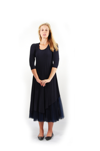 Travel Range Asymmetric Dress