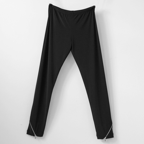 Travel Range Long Zipped Monaco Pants